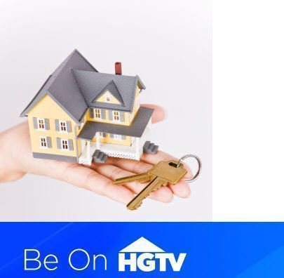 Be on HGTV!